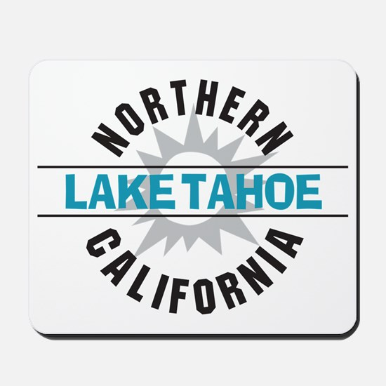 Lake Tahoe California Mousepad