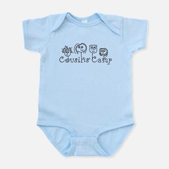 Cousins' Camp Infant Bodysuit