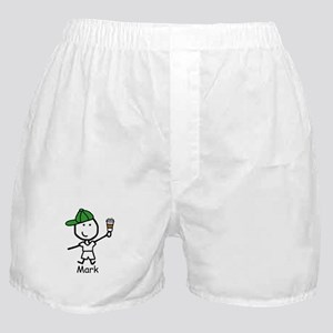 Coffee - Mark Boxer Shorts
