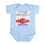 """Future Vandelay Employee"" Infant Bodysu"