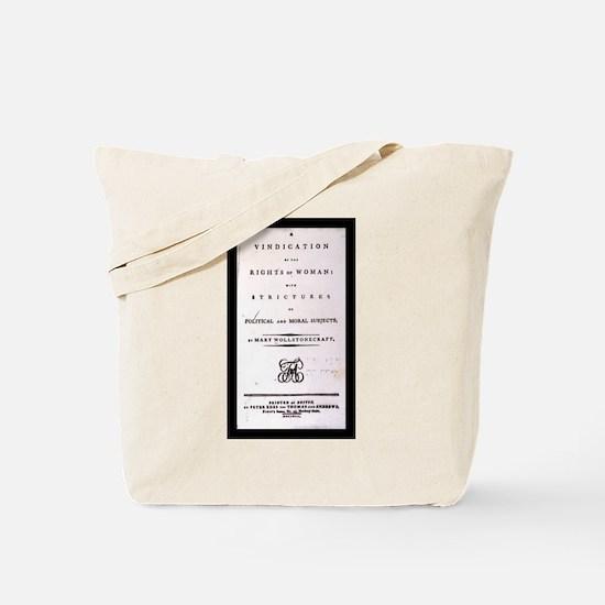 Wollstonecraft Tote Bag