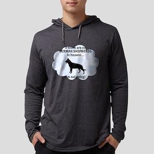 German Shepherds in Heaven Long Sleeve T-Shirt