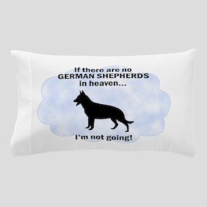 German Shepherds in Heaven Pillow Case