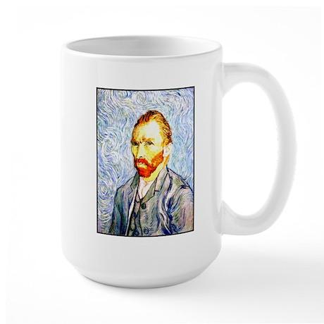 Vincent Van Gogh Large Mug