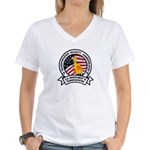 Transportation Safety Women's V-Neck T-Shirt