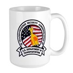 Transportation Safety Large Mug