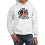 Transportation Safety Hooded Sweatshirt