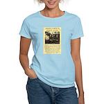 Dodge City Peace Commission Women's Light T-Shirt