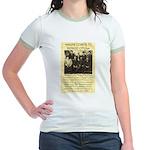 Dodge City Peace Commission Jr. Ringer T-Shirt