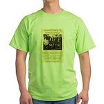 Dodge City Peace Commission Green T-Shirt