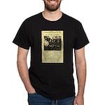 Dodge City Peace Commission Dark T-Shirt
