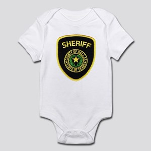 Dallas County Sheriff Infant Bodysuit