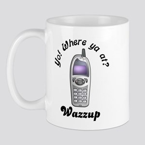 CELL PHONE JUNKIE Mug