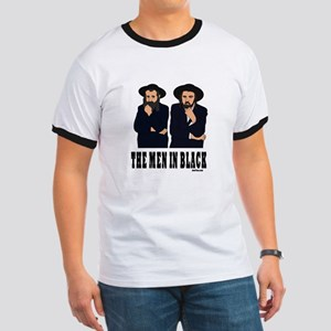 The Men In Black Funny Jewish Ringer T
