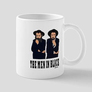 The Men In Black Funny Jewish Mug
