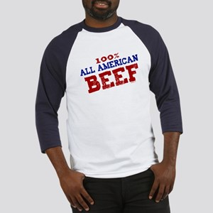 Ameican Beef Baseball Jersey