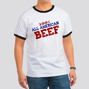 Ameican Beef Ringer T
