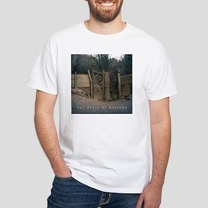 San Pedro de Atacama White T-Shirt