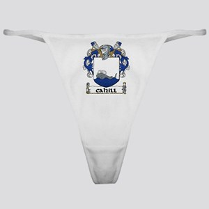 Cahill Coat of Arms Classic Thong