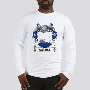 Cahill Coat of Arms Long Sleeve T-Shirt