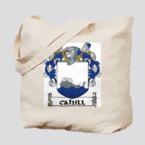 Cahill Coat of Arms Tote Bag