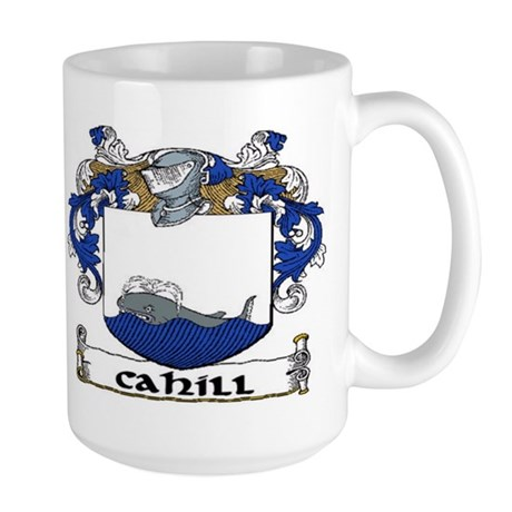 Cahill Coat of Arms Large Mug