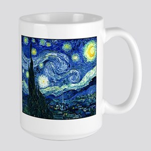 Starry Night Large Mug