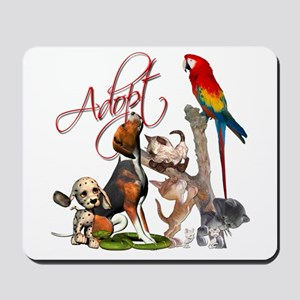 Adopt a Pet Mousepad
