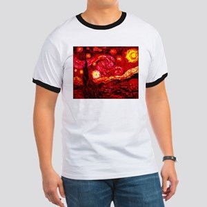 Fiery Night Ringer T