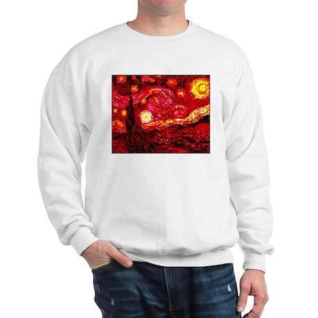 Fiery Night Sweatshirt