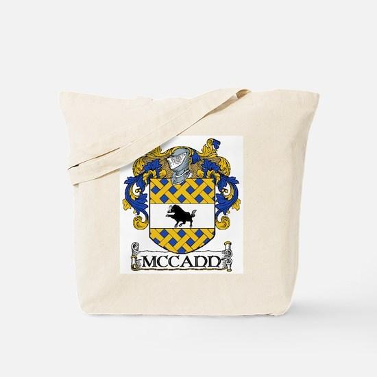 McCann Coat of Arms Tote Bag