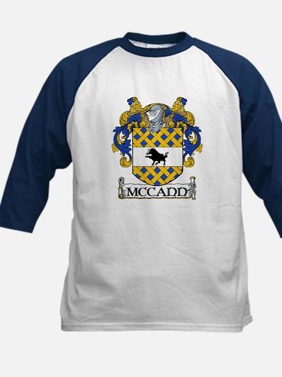 McCann Coat of Arms Kids Baseball Jersey