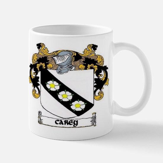Carey Coat of Arms Mug