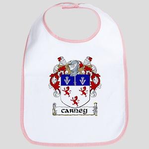 Carney Coat of Arms Bib