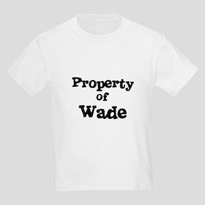 Property of Wade Kids T-Shirt