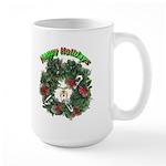 Shrine Holiday Large Mug