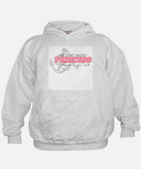 Military Issued Princess Hoody