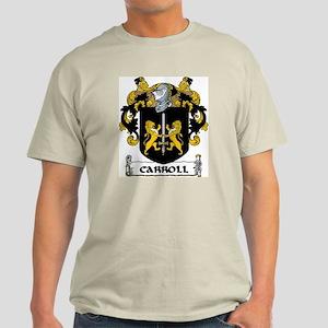 Carroll Coat of Arms Light T-Shirt