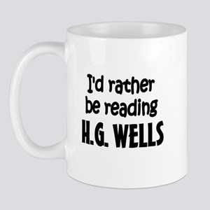 H.G. Wells Mug
