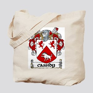 Cassidy Coat of Arms Tote Bag