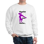 Gymnastics Sweatshirt - Visualize