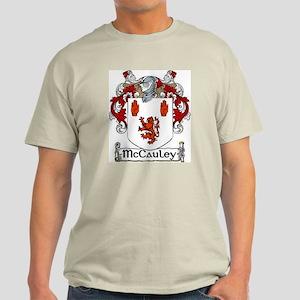 McCauley Coat of Arms Light T-Shirt