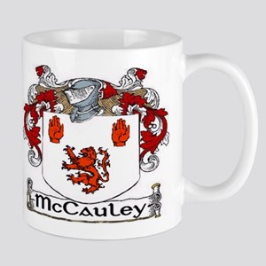 McCauley Coat of Arms Mug