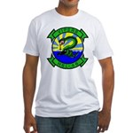 HSL-48 Fitted T-Shirt
