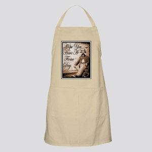 Have a Firme Day BBQ Apron