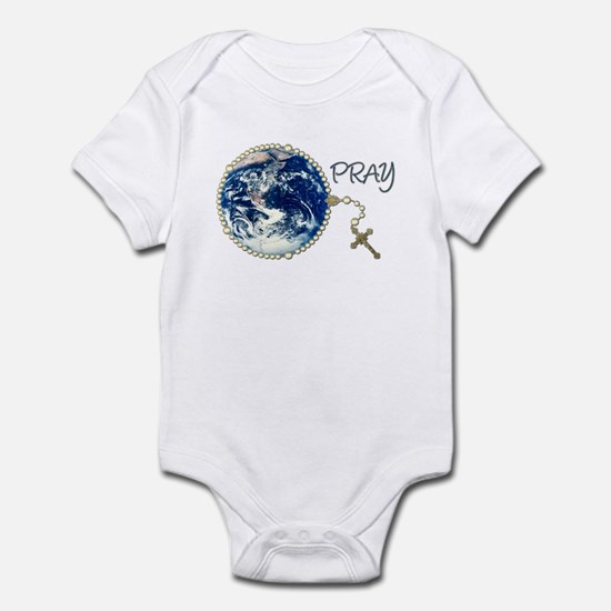 World Prayer Infant Bodysuit