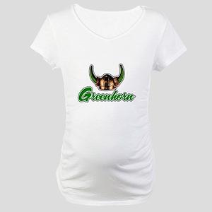 Greenhorn Maternity T-Shirt