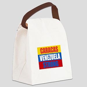 Caracas Strong Canvas Lunch Bag