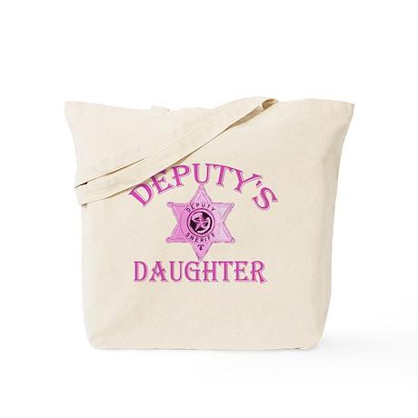 Deputy's Daughter Tote Bag