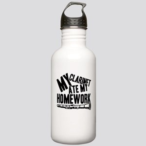 Clarinet Stainless Water Bottle 1.0L